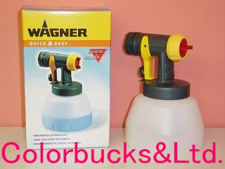 新発売WAGNERワグナーHVLP温風低圧塗装機ファインコート・ガンW660用ハイボリュームスプレーガンガン・コンテナ1400ccのみ