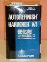 ロックペイント マルチトップクリアーM硬化剤  1kg車両用クリヤー4:1型