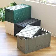 コンテナ グリッド コンテナー ボックス 折りたたみ プラスチック 積み重ね 組み合わせ スタッキング