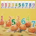 誕生日 キャンドル ナンバーキャンドルビッグ バースデーキャ...