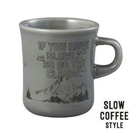 キントー KINTO マグカップ コーヒーマグ SLOW COFFEE STYLE コーヒーカップ Cloud 250ml ( 磁器製 食器 マグ コップ 食洗機対応 雲 山 メッセージカップ ギフト ) 【3980円以上送料無料】