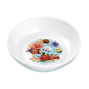 ボウル皿 子供用食器 アンパンマン キャラクター 食洗機対応 プラスチック製 ( お皿 プレート 子供用 食器 ベビー食器 皿 ボウル 割れにくい 深皿 キッズ食器 あんぱんまん 電子レンジ対応 ) 【3980円以上送料無料】