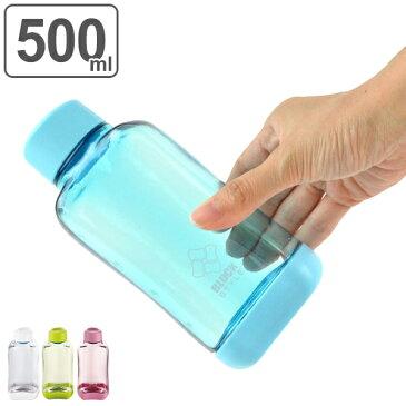 水筒 ブロックスタイル アクアボトル 500ml ウォーターボトル BPAフリー ( プラスチック製 スポーツボトル 直飲み ダイレクトボトル 目盛付き BPAFREE 1L 1リットル すいとう )【4500円以上送料無料】