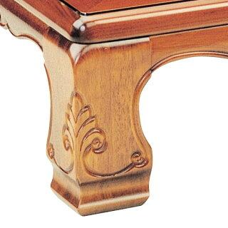 座卓ローテーブル木製雲仙幅150cm