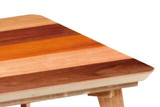 家具調こたつ座卓正方形木製コタツアローズ90cm角