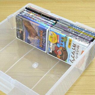 DVD収納ケースいれと庫DVD用ワイド8個セット