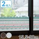 結露シート 窓に貼る結露吸水シート 2枚組 15.5cm (