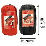寝袋封筒型シュラフCoca-Colaコカコーラ1人用収納バッグ付属175cm×75cm軽量アウトドアキャンプ車中泊防災ロゴ入限定