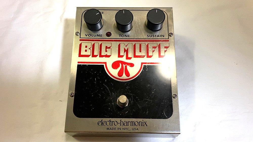 ギター用アクセサリー・パーツ, エフェクター  ELECTRO-HARMONIX ( ) Big Muff