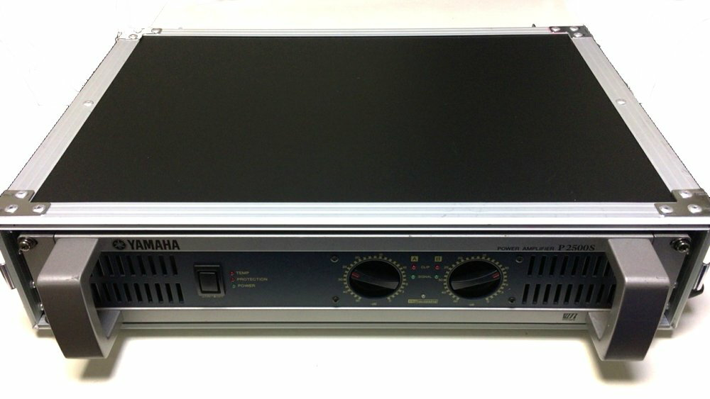 アンプ, パワーアンプ  YAMAHA P2500S