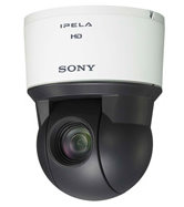 ウェブカメラ SONY SNC-ER580 高倍率ズームを備えフルHD映像出力に対応した360度エンドレス旋回型ネットワークカメラ