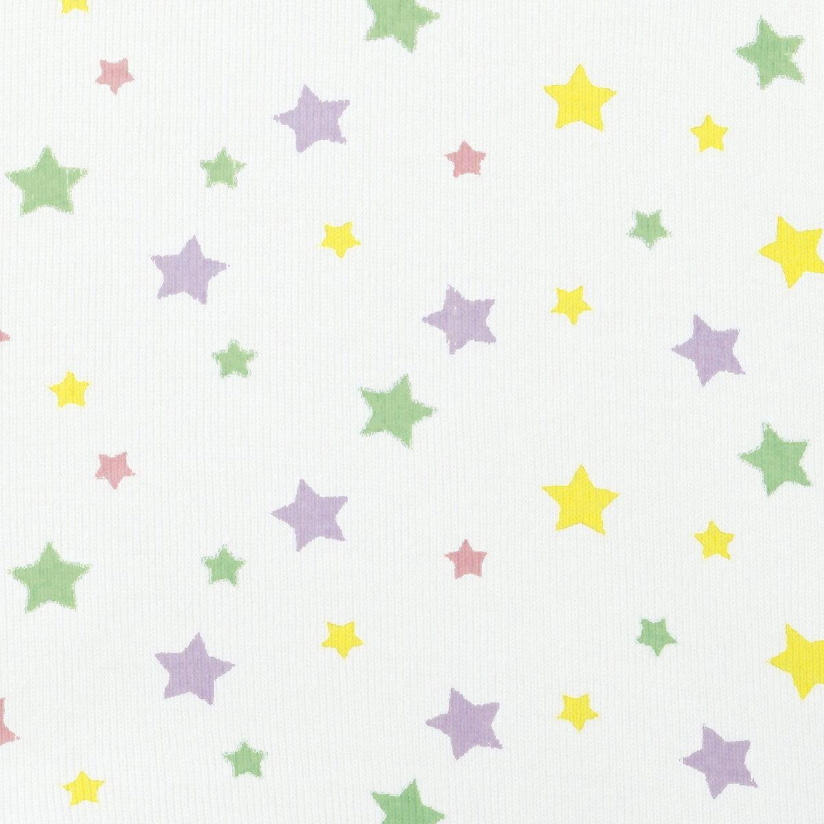 Combimini(コンビミニ)『コンビ肌着(カラフルスター)』