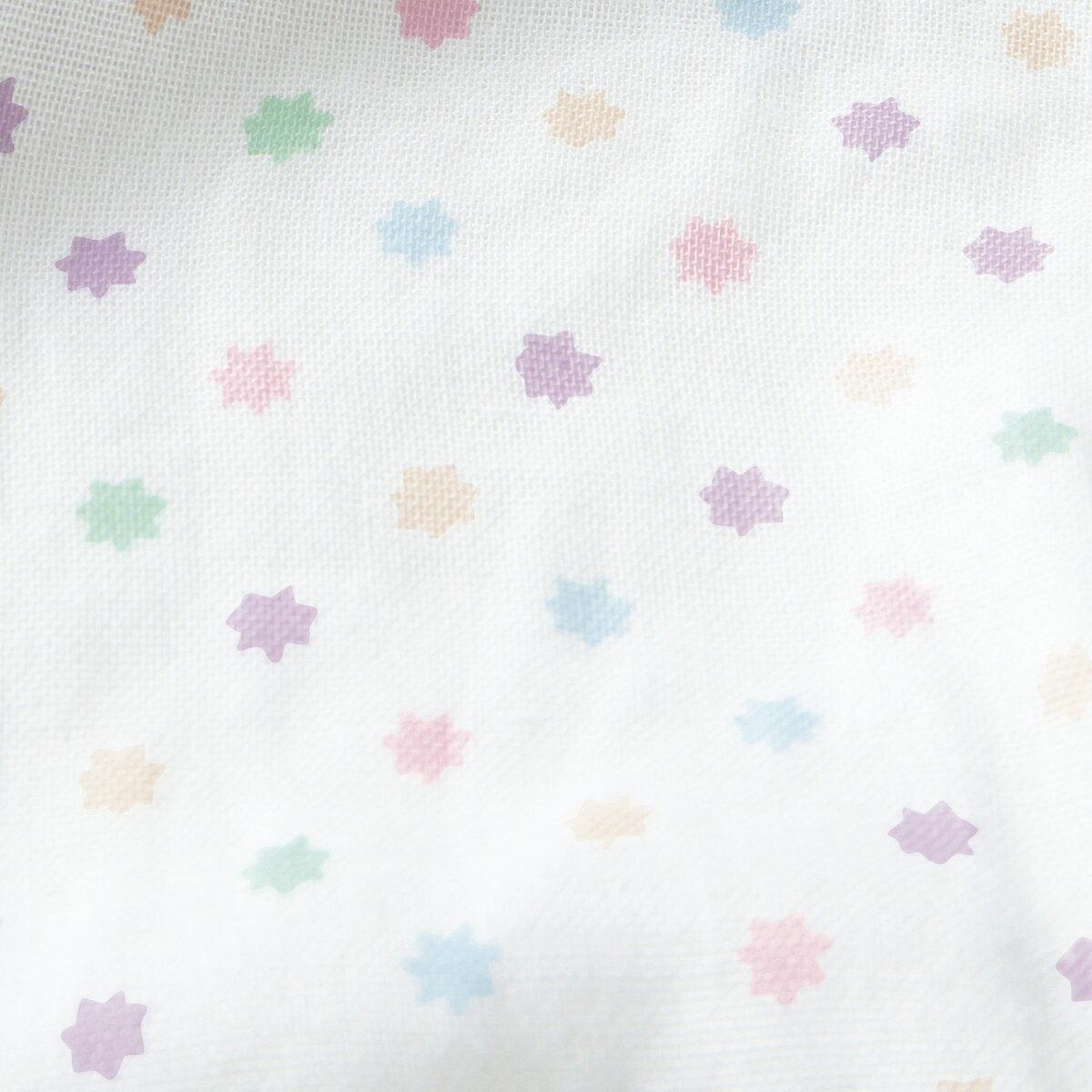 Combimini(コンビミニ)『ガーゼ半袖ワンタッチ肌着』
