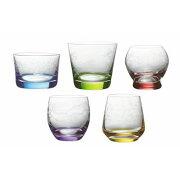 ボヘミアングラス冷酒グラスコレクション