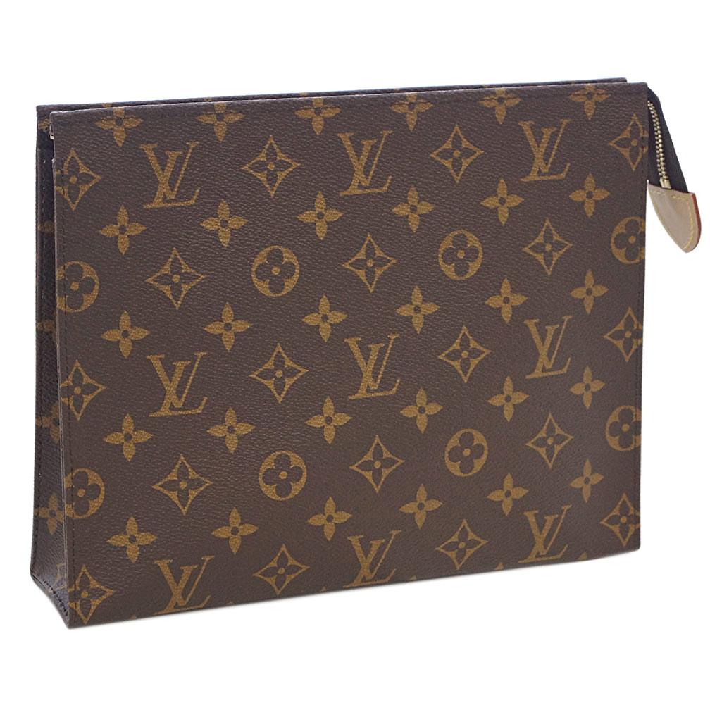 レディースバッグ, 化粧ポーチ  M47542 LOUIS VUITTON LV 26