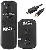 【中古】ワイヤレスリモコン YouPro YP-860 DC2 2.4G 16チャンネル シャッター&トランスミッタレシーバ Nikon D500 D750 D7100 D7200 D7000 D600 D610 D