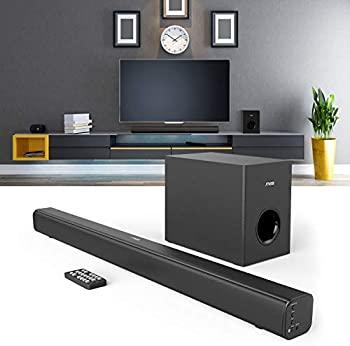 【中古】JTWEB ワイヤレスサウンドバー Bluetooth ホームシアターシステム TVスピーカー 光デジタル/AUX/LINE/ARC/Bluetooth対応 pcスピーカー 高音質 リ