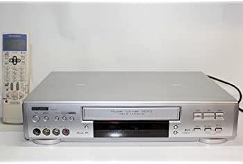【中古】MITSUBISHI 三菱 S-VHS ビデオデッキ HV-BS500 ダビングにも!