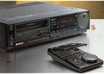 【中古】SONY SL-HF900 mk ベータデッキ (premium vintage)