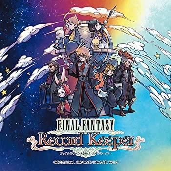 【中古】FINAL FANTASY Record Keeper Original Soundtrack vol.3