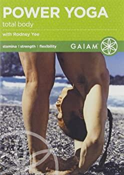 【中古】Power Yoga Total Body Workout [DVD] [Import]