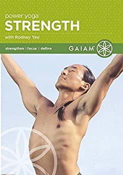【中古】Power Yoga: Strength [DVD] [Import]