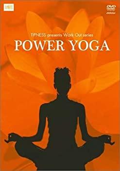【中古】TIPNESS presents Work Out series POWER YOGA [DVD]