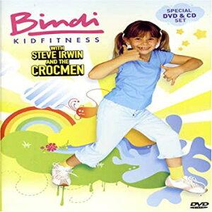 【中古】Bindi Kid Fitness With Steve Irwin & The Crocmen [DVD]