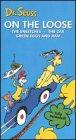 【中古】Dr. Seuss - On the Loose [VHS] [Import]