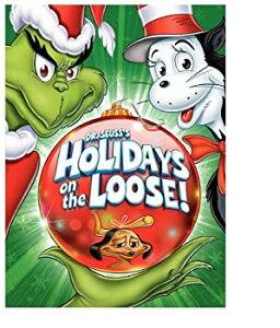 【中古】Dr Seuss's Holiday on the Loose [DVD] [Import]