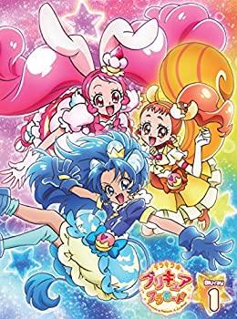【中古】キラキラ☆プリキュアアラモード! Blu-ray Vol.1