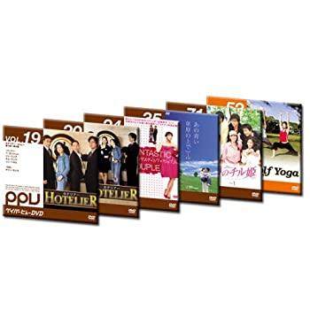 【中古】働きマンへ癒しの韓国ドラマとゴルフダイエットDVD6枚セット(PPV-DVD)