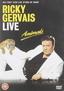 【中古】Ricky Gervais Live: Animals [DVD]