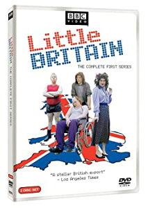 【中古】Little Britain: Complete First Series [DVD] [Import]