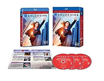 中古 SUPERGIRL/スーパーガール〈ファースト・シーズン〉コンプリート・ボックス(3枚組) Blu-ray