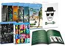 Come to Storeで買える「【中古】ブレイキング・バッド ブルーレイBOX 全巻セット復刻版 [Blu-ray]」の画像です。価格は35,798円になります。