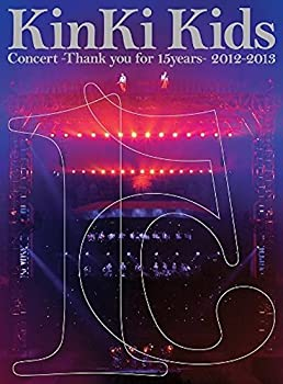 アニメ, TVアニメ KinKi Kids Concert -Thank you for 15years- 2012-2013() DVD