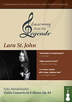 アニメ, TVアニメ Learning from the Legends: Mendelssohn Violin Con DVD