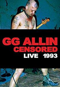 【中古】Allin Gg-Censored/Uncensore / [DVD] [Import]