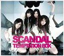 【中古】TEMPTATION BOX(初回生産限定盤)(DVD付)