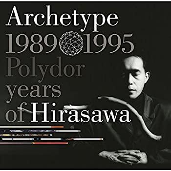 產品詳細資料,日本Yahoo代標 日本代購 日本批發-ibuy99 CD、DVD DVD 日本動漫 【中古】Archetype 1989-1995 Polydor years of Hirasawa
