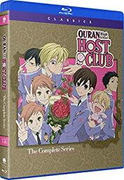 【中古】Ouran High School Host Club: Complete Series [Blu-ray]