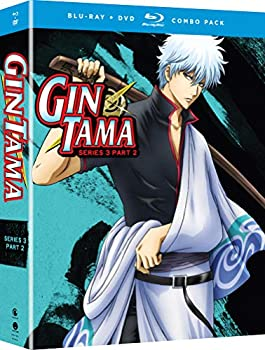 アニメ, TVアニメ Gintama Series 3 Part 2 Blu-RayDVD( 32 292-316)