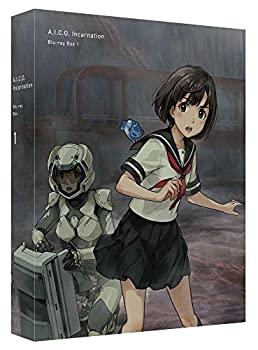 【中古】A.I.C.O. Incarnation Blu-ray Box 1画像