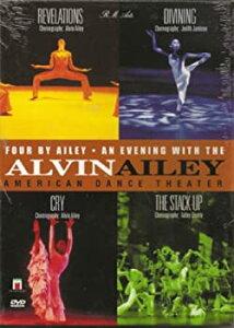 【中古】An Evening with the Alvin Ailey American Dance Theater (Revelations Divining Cry and the Stack-up)