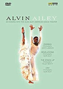 【中古】An Evening With the Alvin Ailey [DVD] [Import]
