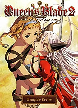 アニメ, TVアニメ Queens Blade: Exiled Virgin Complete Series DVD Import