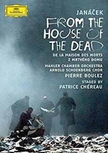 【中古】Leos Janacek: From the House of the Dead - Festival Aix-en-Provence 2007 by Olaf B?