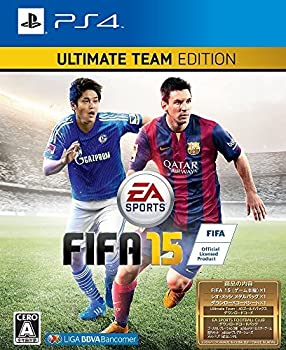 Nintendo 3DS・2DS, ソフト FIFA 15 ULTIMATE TEAM EDITION ( DLC) - PS4