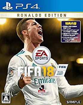 【中古】FIFA 18 RONALDO EDITION 【限定版同梱物】・STANDARD EDITION (通常版) より最大3日間の早期アクセス ・5試合FUTレンタル選手のCristiano Ronal